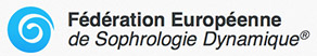 Logo de la Fédération européenne de sophrologie